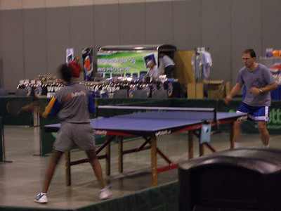 US Open Ping Pong Tournament - Charlotte NC