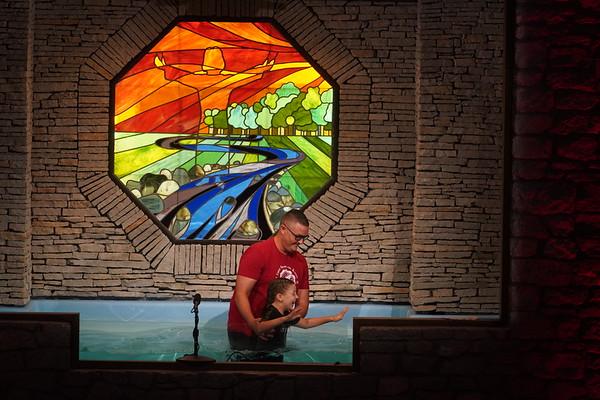 Tessa Dice Baptism