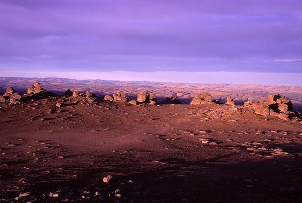 Ranges of Otago