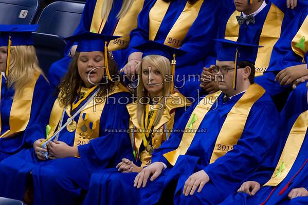 Mantachie Graduation 2012