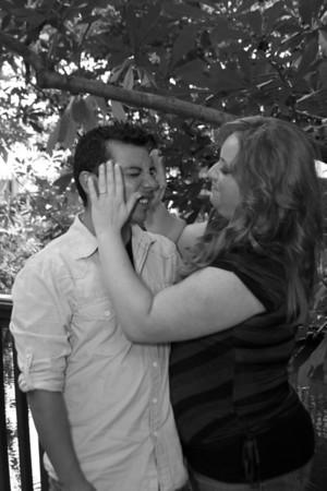 Marissa & Ruben Engagement Portraits
