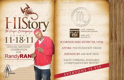 HISTORY 11-18-11
