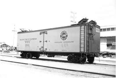 Wood Ice Reefers