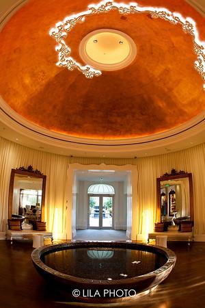 Ritz-Carlton Palm Beach Eau Spa & WCT Party