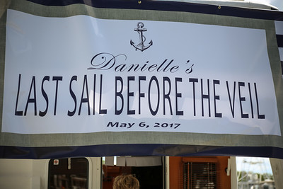 Danielle's Boat Bridal Shower