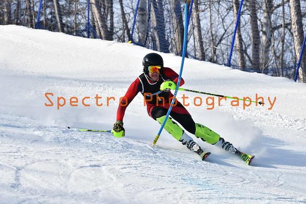 OFSAA Alpine 2020 - Open Slalom - Boys