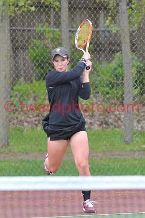 2014 CHS Girls Tennis - D. Senior