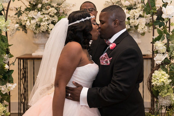 Terrance Neely & Taren Franklin Wedding Photos