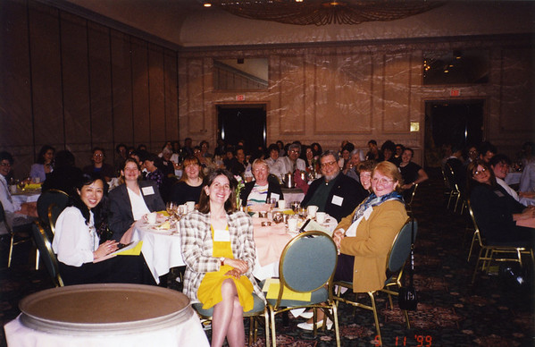 Annual Business Meeting 1999