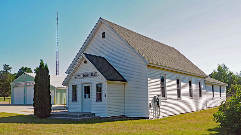 Clyde Township Hall