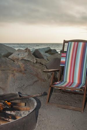 Faria Beach at Silverman's Camp Site