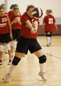 SNMSl Volleyball Seeger 2009
