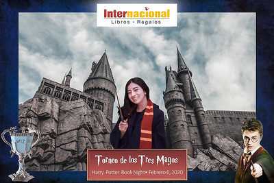 Photo Party Harry Potter