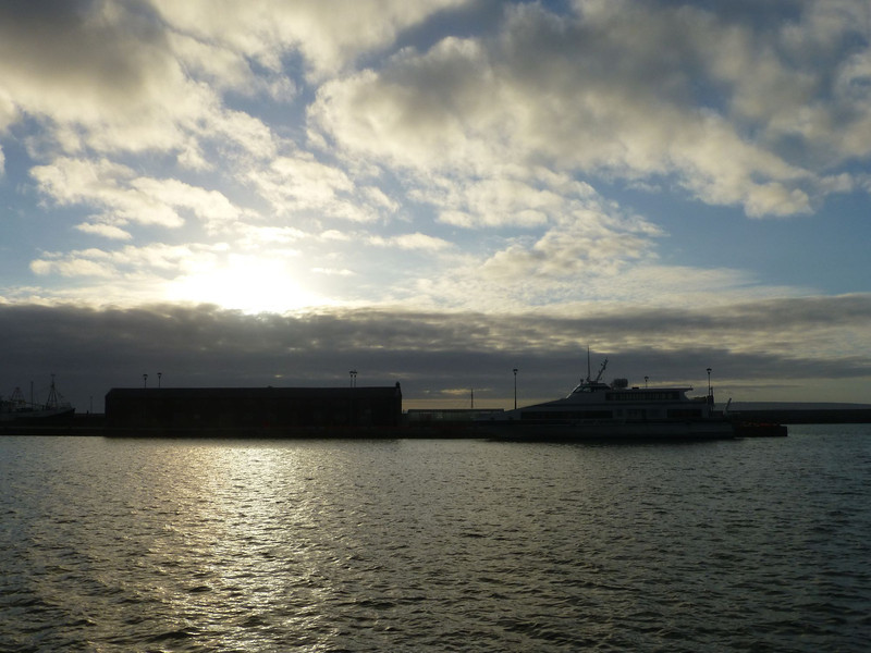 Aran Island - morning view of ferry terminal.jpg