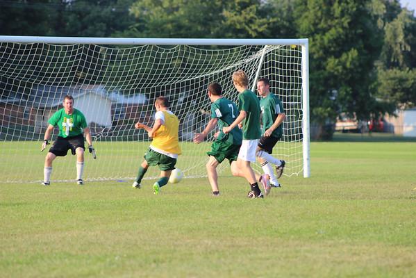 OCHS Soccer Alumni Game 2014