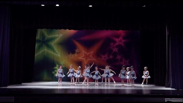 Sierra Ballet recital 2019