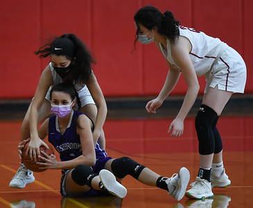 Westbrook Girls' Basketball Takes Defeat at Valley Regional