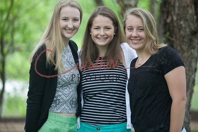 Megan, Kathryn & Reese