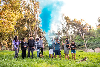 Buenaventura Gender Reveal!
