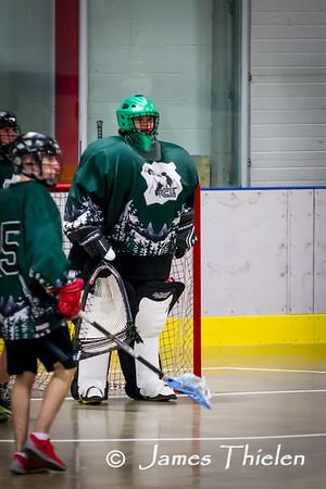 Game, May 20, 2015 Okotoks Ice vs Calgary Axemen