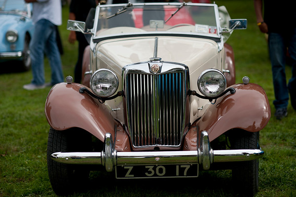 Car Show in Bridgehampton 2011