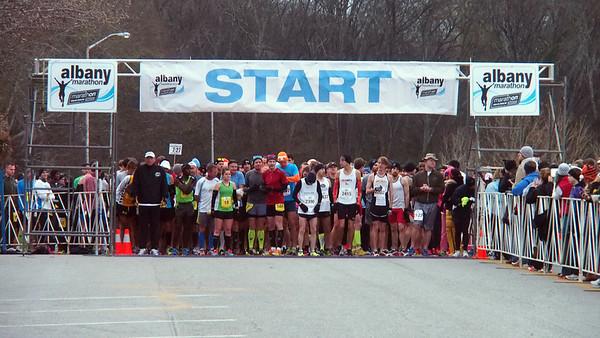 Elizabeth PR @ Albany Half Marathon