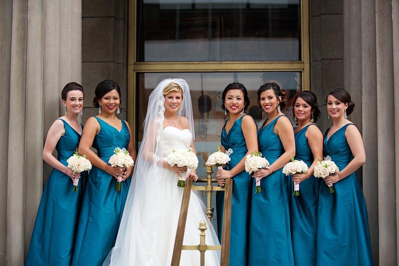 Le Cape Weddings - Chicago Cultural Center Weddings - Kaylin and John 7 2