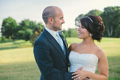 Michael and Melissa Wedding