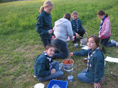 Cooking by the Cherwell