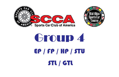 2018 Group 4 Fall SCCA Regional at Mid Ohio