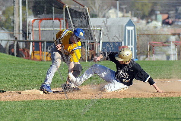 Berks Catholic vs Muhlenberg Baseball 2013 - 2014
