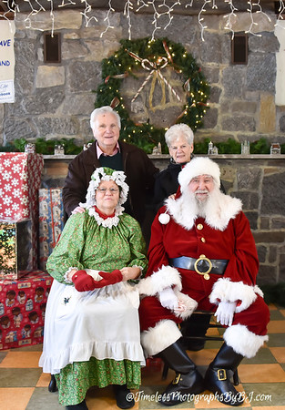 2017 Ranch Hope Lunch with Santa
