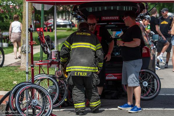 Historic Riverton Crit - Fireman Challenge