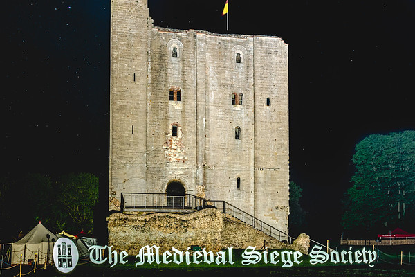 Hedingham Castle Siege