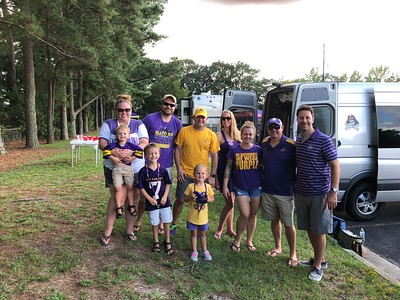2018 ECU Football vs NC A&T
