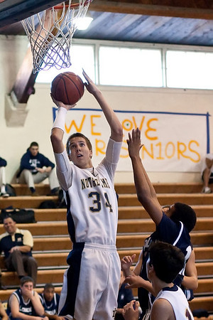 ND Basketball Freshman Loyola2