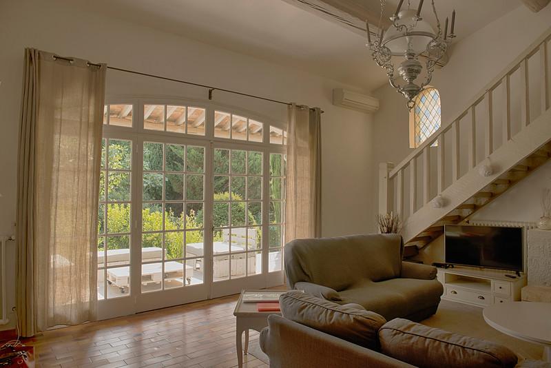 Our house in Isle-sur-la-Sorgue