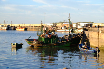 Morocco 2017: Essaouira - The Port