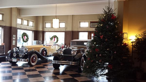 America's Packard Museum - Dayton, OH - 22 Dec. '13