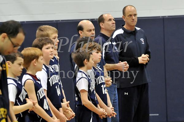 St. Ignatius VS St. Peters 5th Grade Boys