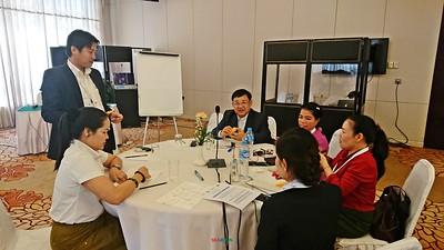 One Health Orientation Workshop in Laos