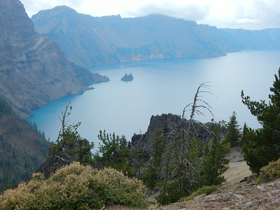Crater Lake August 2014