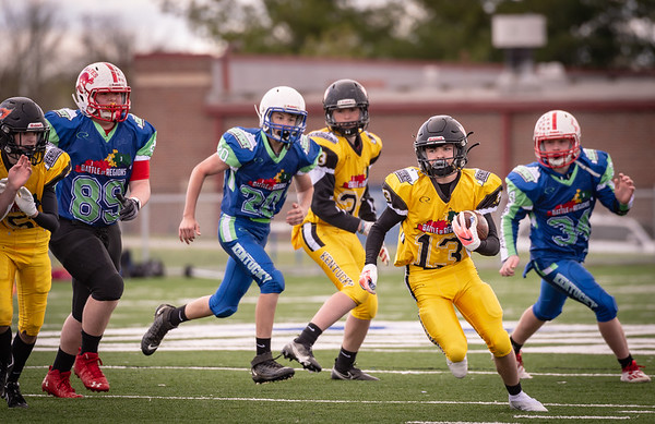 Keagan - KY Middle School Football All-Stars - 28Mar21