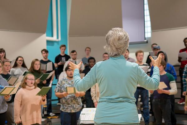 Choral Artist in Residence, October 2019