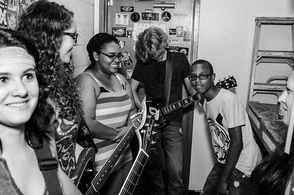 School Of Rock Philly - Freedom Rock - Legendary Dobbs - August 3, 2013