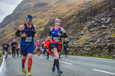 Snowdonia Marathon - Pen y Pass Between 11:14 - 11.23
