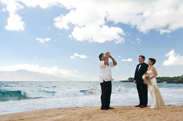Maui Hawaii Wedding Photography for Culver 09.02.08