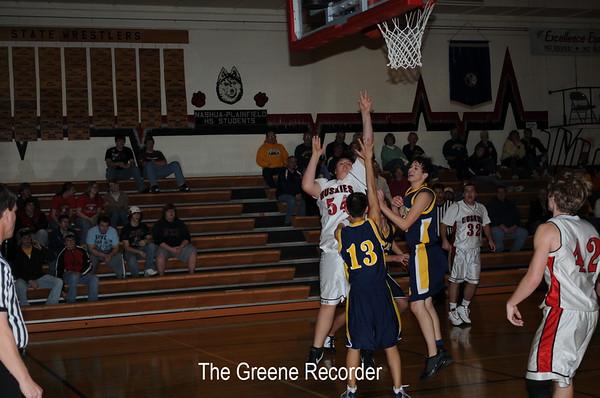 Basketball Boys at N-P