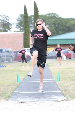 Suwannee High School Track 2011