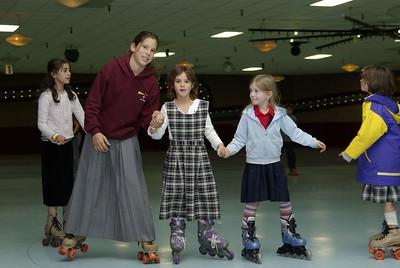 Hanukkah 2006 Skate Party